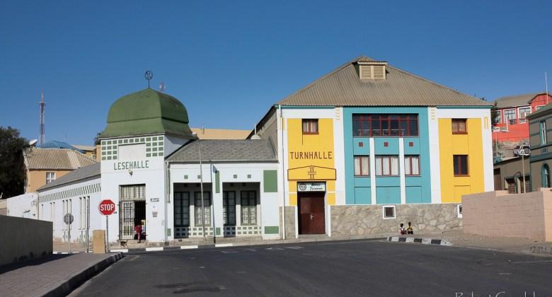 W Lüderitz