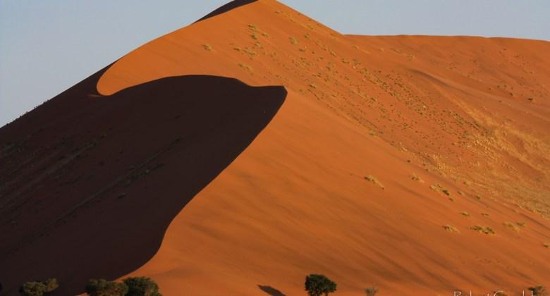 Wizyta na namibijskich wydmach