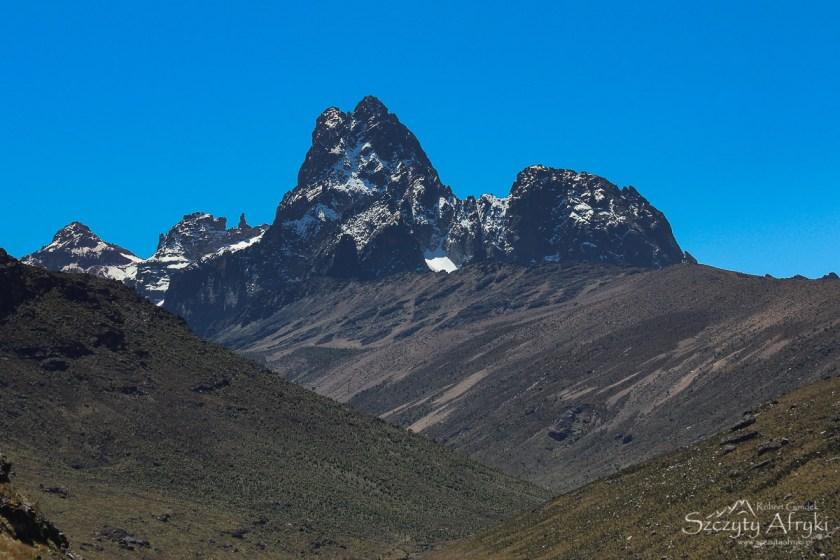 Wyprawa na najwyższy szczyt Kenii - Mount Kenya