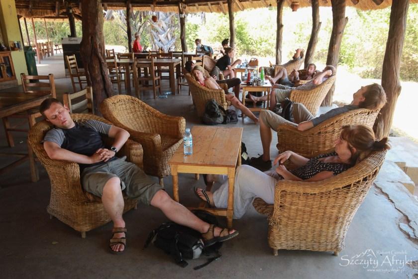 Wycieczka do Parku Narodowego Wodospadu Murchisona - relaks