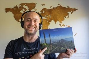 Album W drodze na najwyższe szczyty Afryki z pięknymi zdjęciami z Afryki