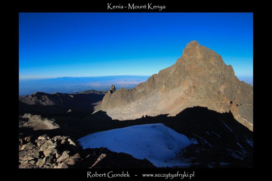 Zdjęcie Mount Kenya w Kenii