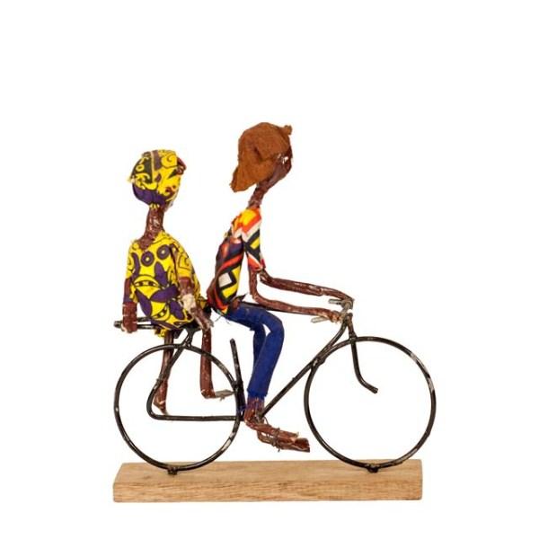 Afrykański rower z Tanzanii