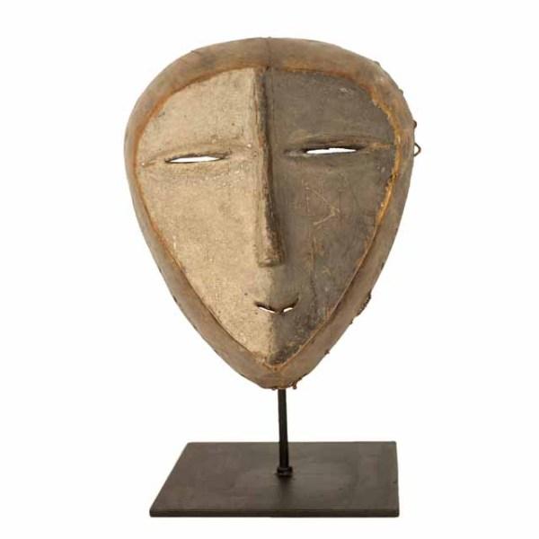 Maska plemienia Lega z Demokratycznej Republiki Konga