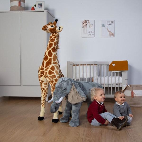 Zabawki i zwierzątka afrykańskie