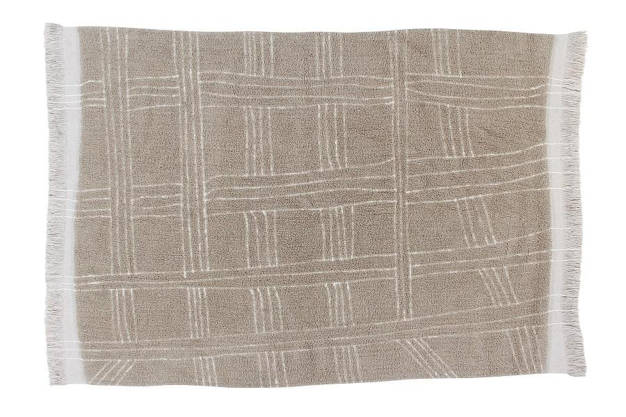 Kolekcja wełnianych dywanów - Shuka Sandstone - afrykańskie wzory