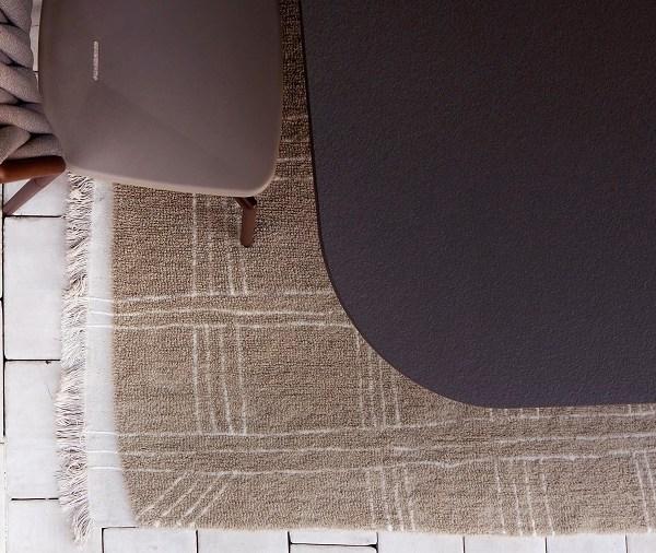 Kolekcja wełnianych dywanów - Shuka Sandstone - piękny dywan