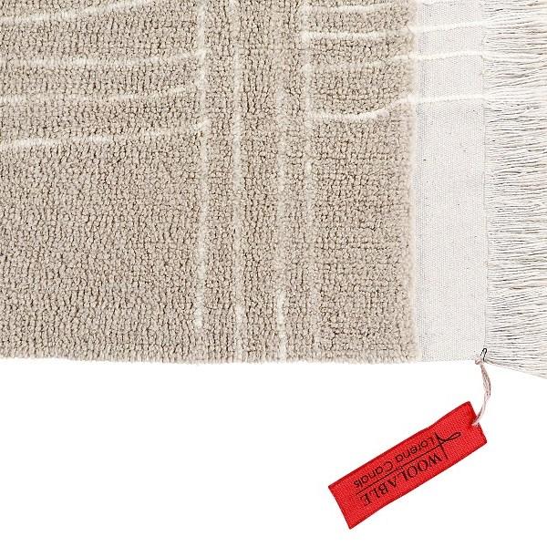 Kolekcja wełnianych dywanów - Shuka Sandstone - wyposażenie wnętrz