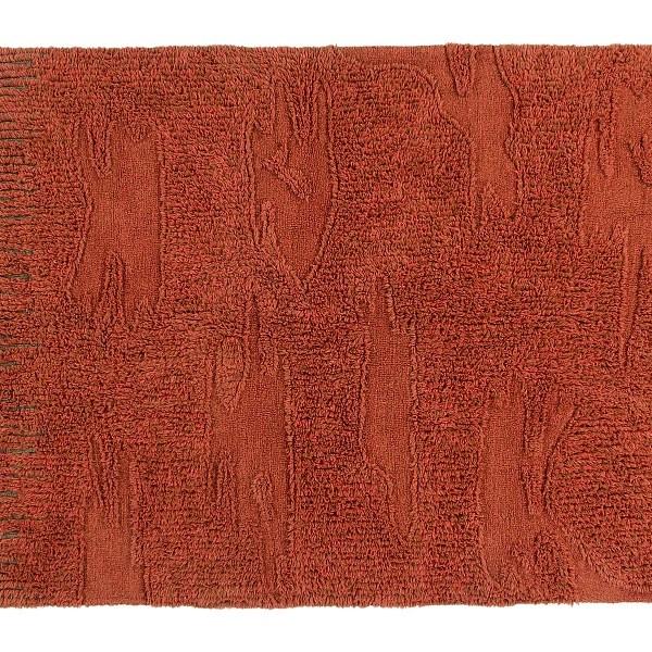 Narangu - prostokątny dywan do wnętrza w afrykańskim stylu - wyposażenie domu