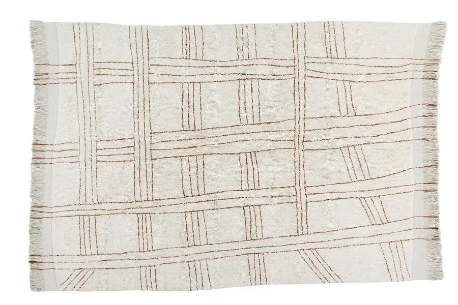 Shuka Seashell wełniany dywan z afrykańskiej kolekcji