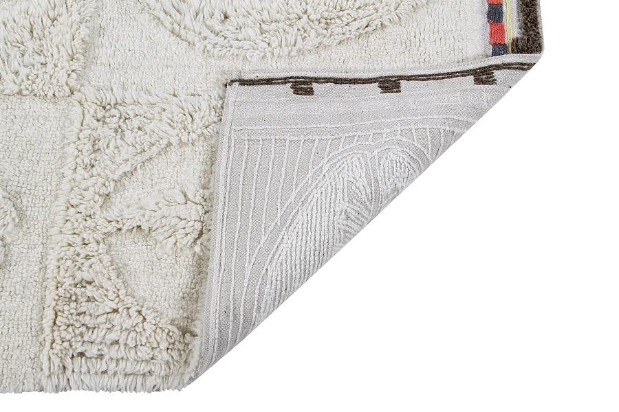 Wełniany dywan Bahari afrykańskie wnętrza