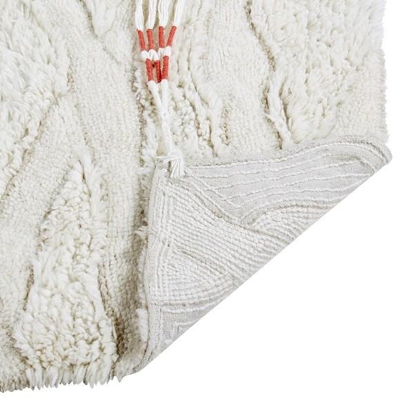 Wełniany dywan Enkang Ivory - afrykańska kolekcja - african style