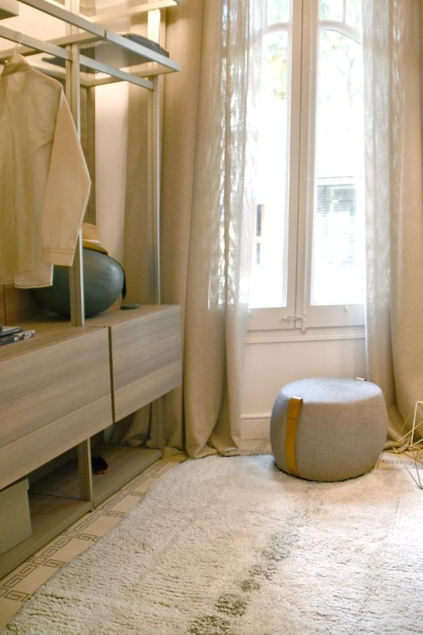 Wełniany dywan Jambo - Lorena Canals do pokoju dziennego