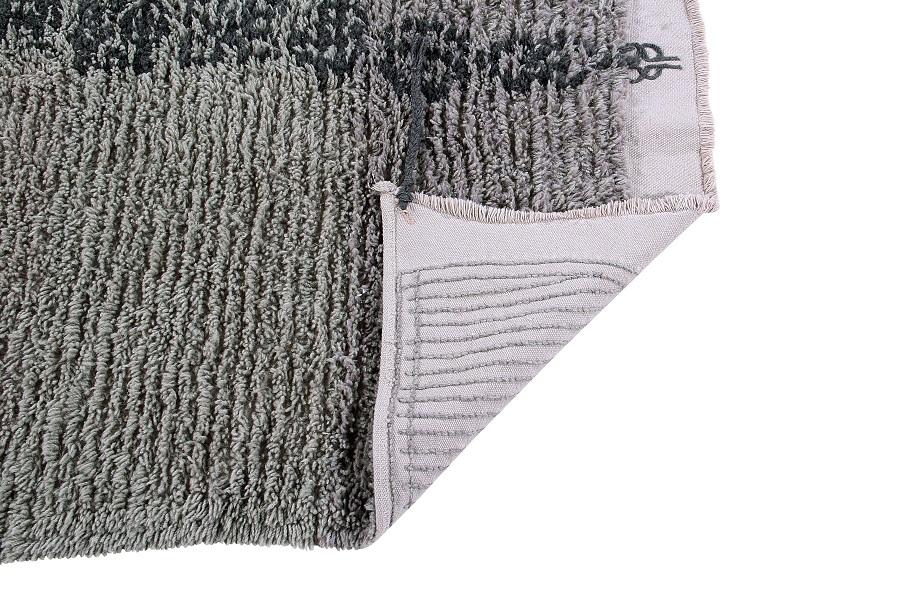 Wełniany dywan - model Maisha - afrykański styl w domu