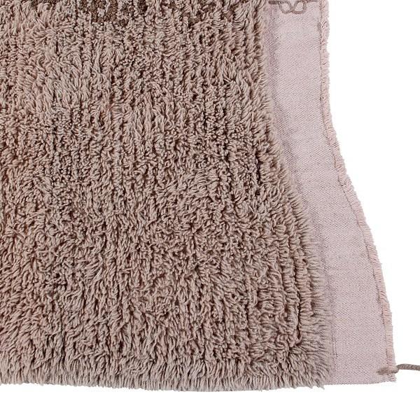 Wełniany dywan z motywem afrykańskim Upendo - wyjątkowe afrykańskie dekoracje