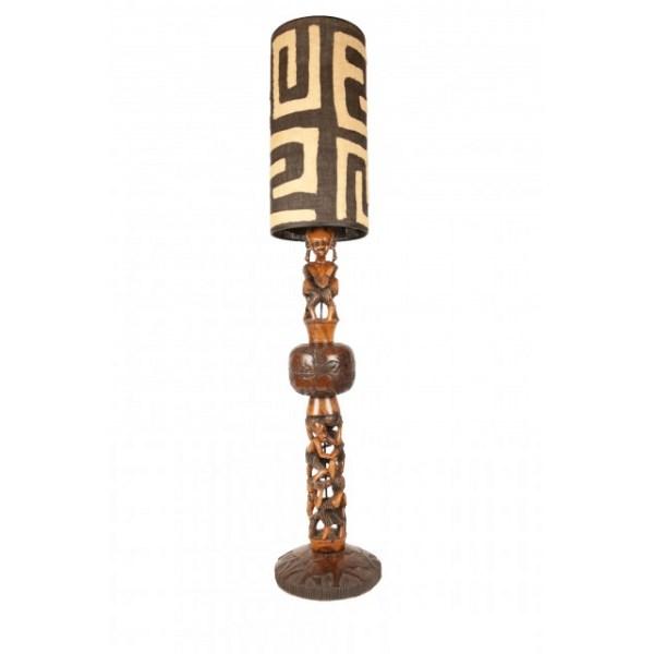 Afrykańskie lampy