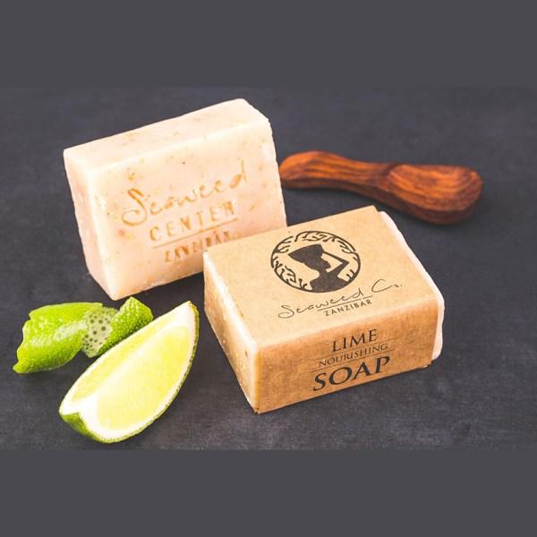 Delikatne mydło afrykańskie o zapachu świeżych cytrusów