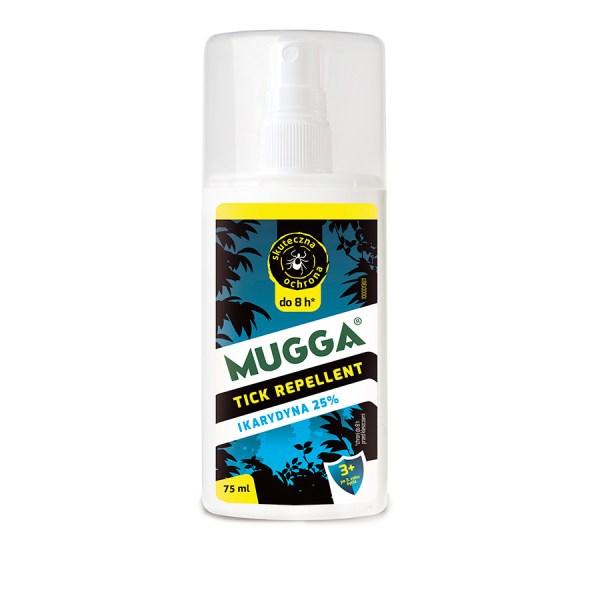 Mugga z Ikarydyną - spray na kleszcze