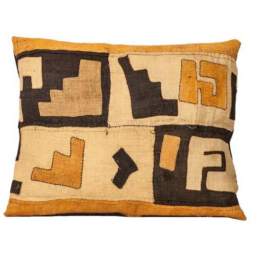 Poduszki i pościel z Afryki