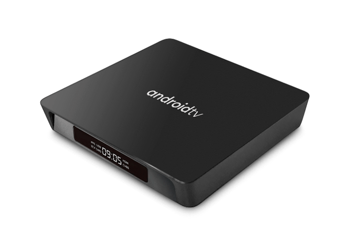 4k android tv box with amlogic s905x2