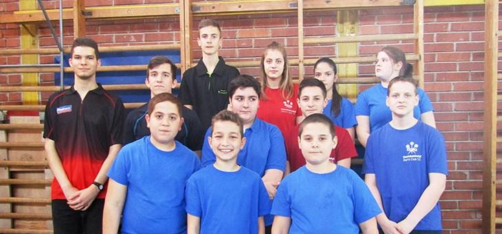 Országos Darts Sulimpián jártak versenyzőink