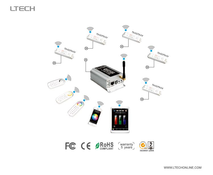 LTECH WiFi-103 WiFi LED Controller