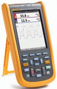 RS489 - Fluke ScopeMeter 123B