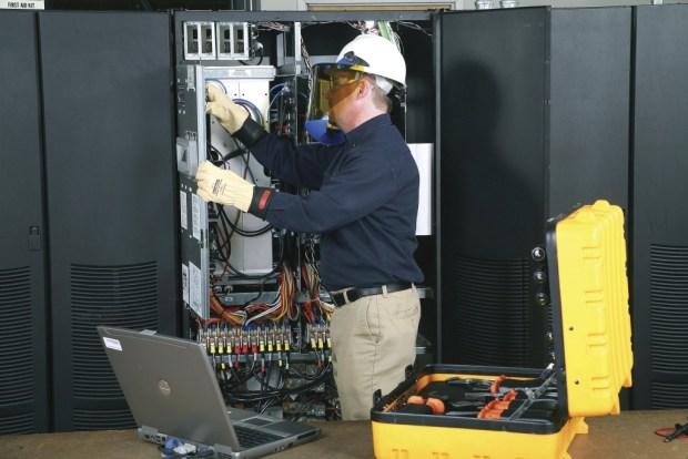 EPE007291 - UPS service