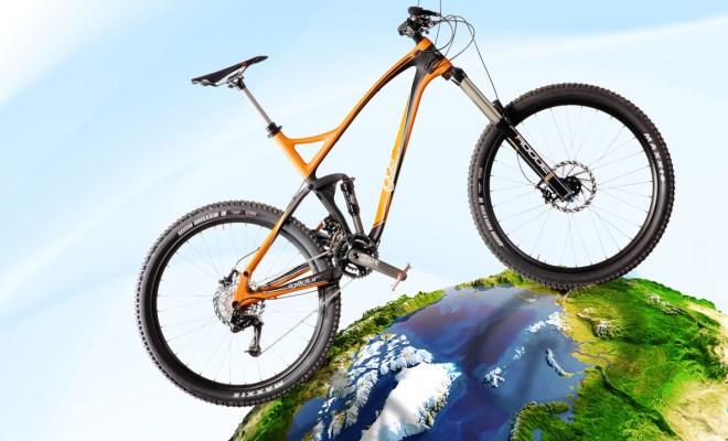 Rys.: do zobaczenia na targach Eurobike 2017 - rower wykonany z włókien węglowych, na indywidualne zamówienie z zainstalowanymi 25 łożyskami iglidur. (Źródło: igus GmbH)
