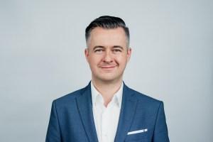 Jacek Zarzycki, Product Manager w firmie Eaton