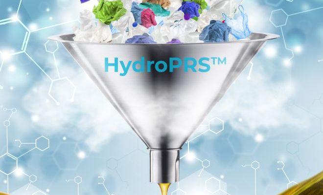 Dow Chemical inwestuje w technologię HydroPRS firmy Mura. Posiada ona potencjał do recyklingu wszystkich rodzajów plastiku. (Źródło: igus)