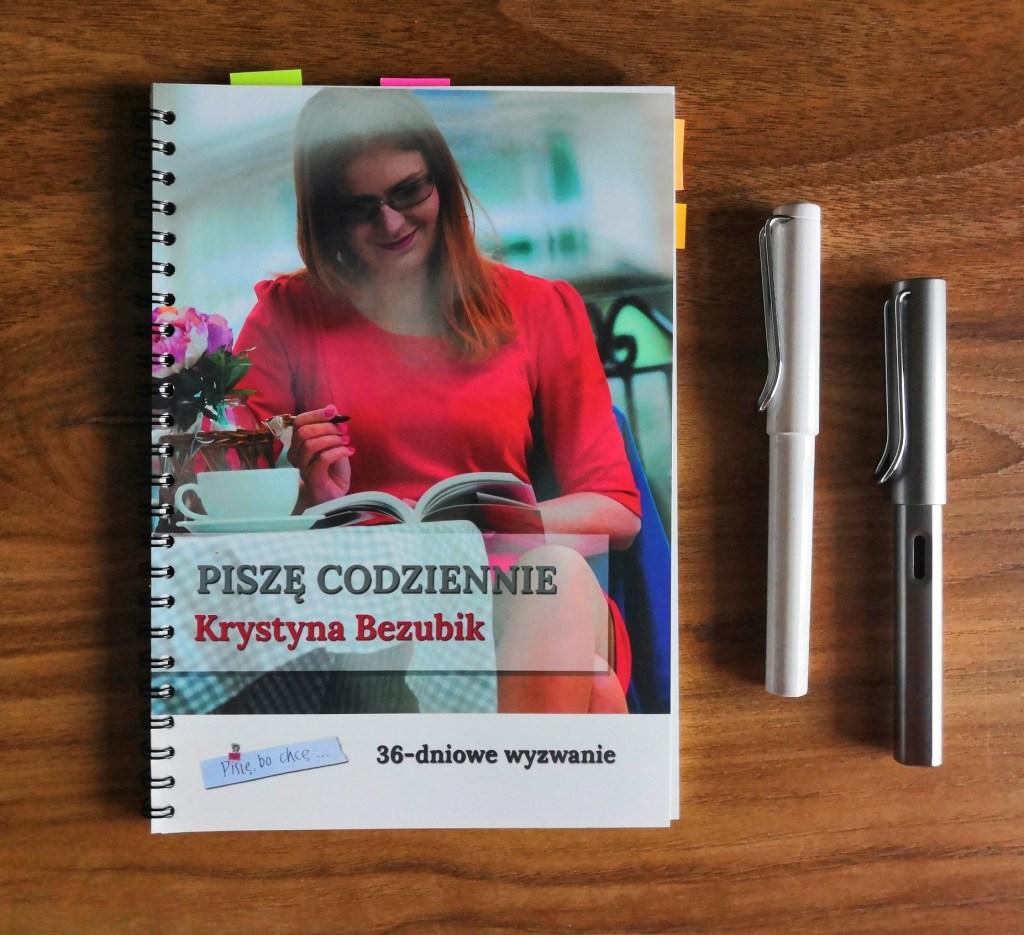 Piszę codziennie. Krystyna Bezubik