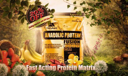 Anabolic Protein Fusion New Peak Header