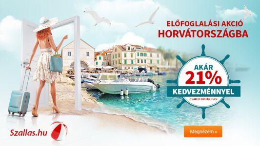 Horvátország web banner
