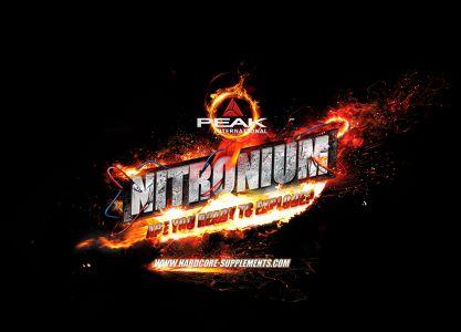 Nitronium címke design