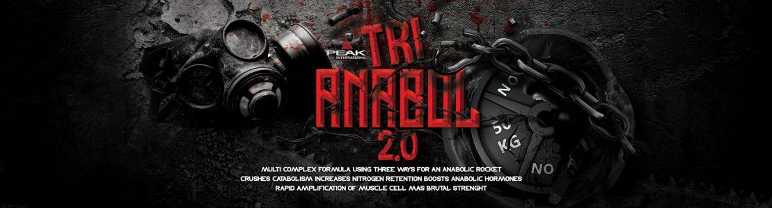 Tri Anabol Reloaded 2017 címke