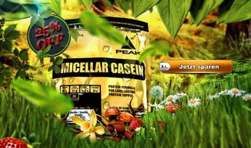 Micellar Casein Header