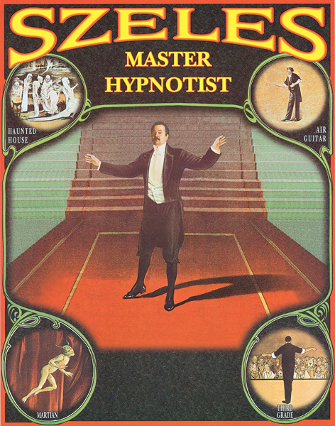 Hypnosis Poster