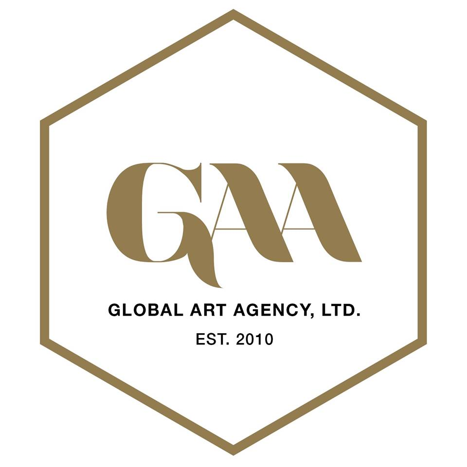 Logo GAA Global Art Agency - Werner Szendi