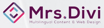 Logo Multilingual Content & Web Design