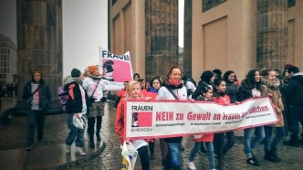 One Billion Rising Brandenburger Tor