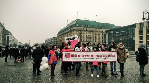 One Billion Rising Pariser Platz