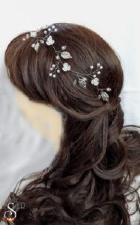 menyasszonyi ékszer menyasszonyi hajdísz - szeszeékszer 046527384e