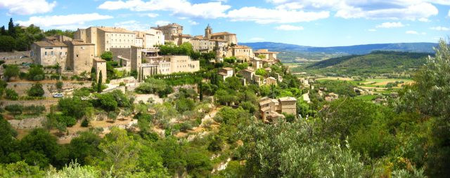Gordes Panoramic