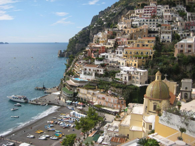 Italy – Positano