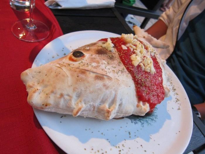 Calzone Tedeschi