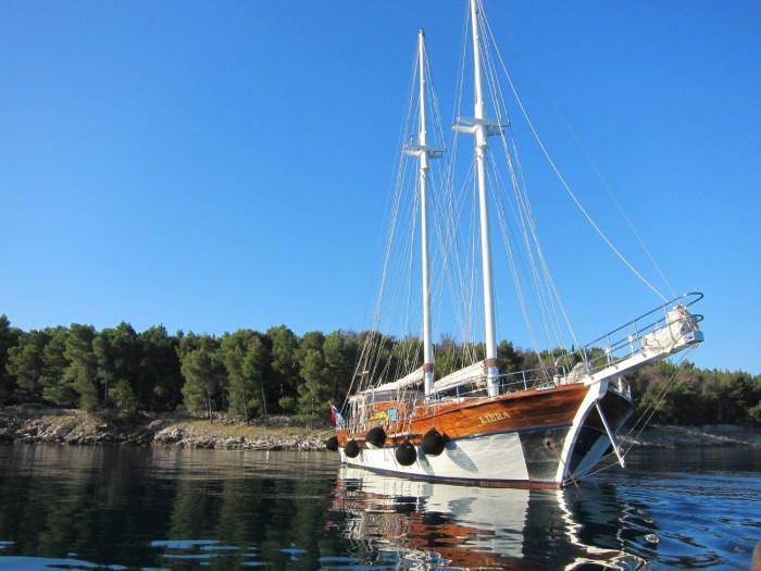 Gullet Libra Croatia