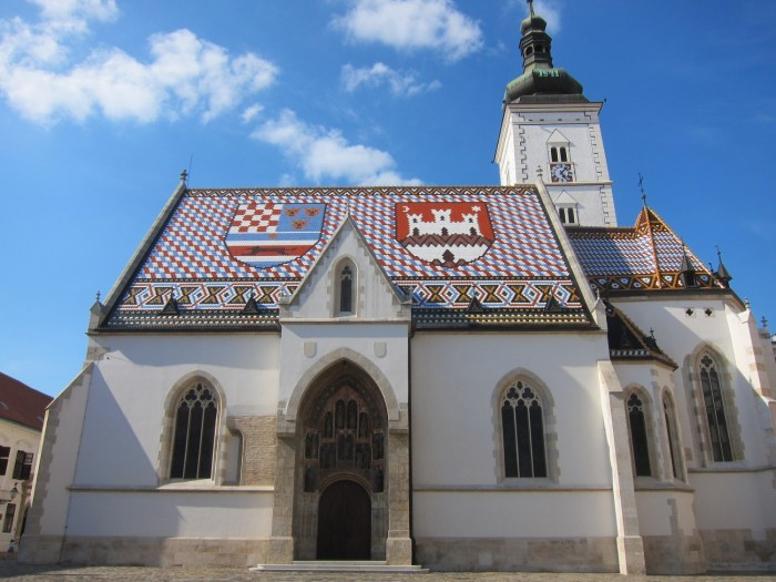 St Marks Church Zagreb 2