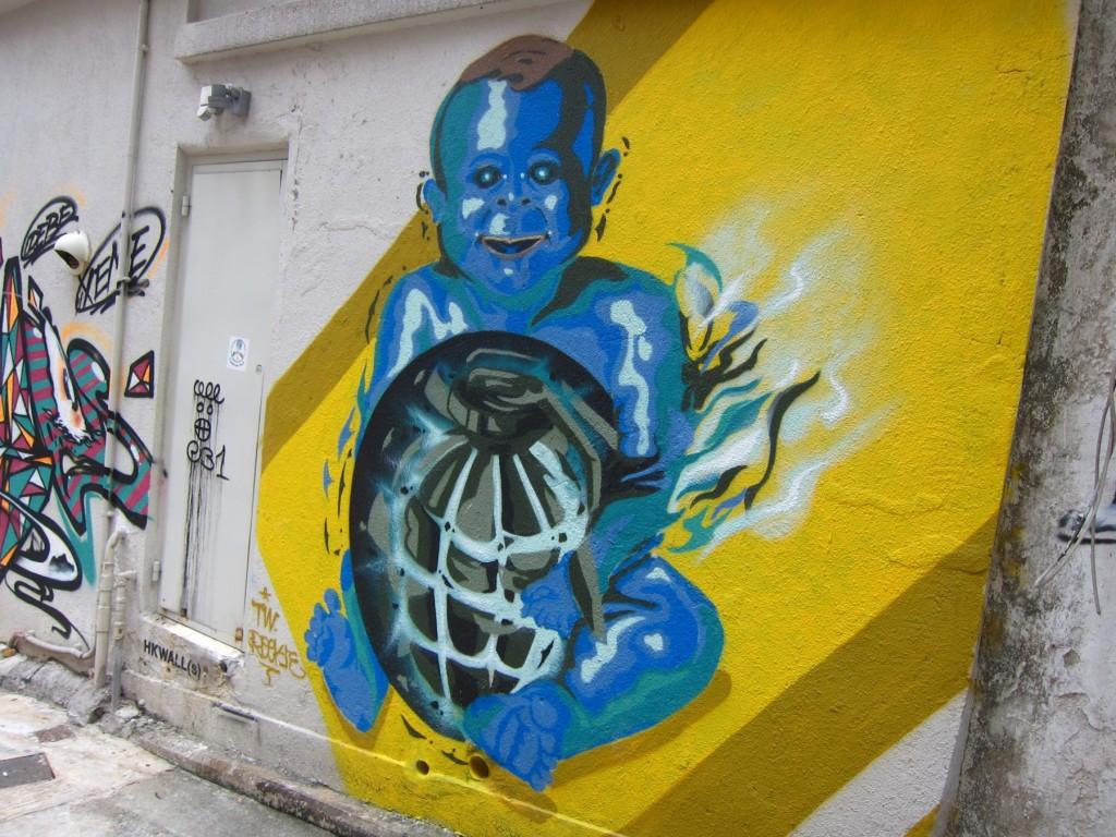 Street Art HK