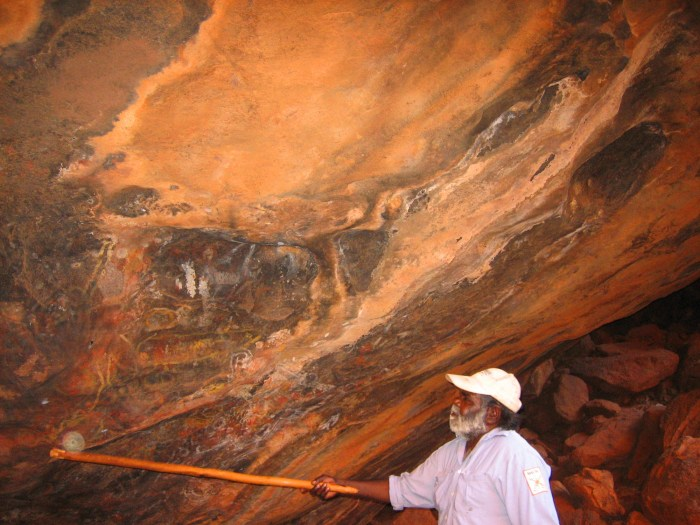 Uluru Story Telling